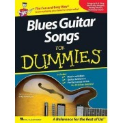 Blues Guitar Songs for Dummies by Greg Herriges