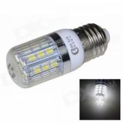 CXHEXIN E27CX27-5050 E27 5W 400lm 6000K 27-SMD 5050 LED ma?s blanc Lampe - Blanc (AC 85 ~ 265V)