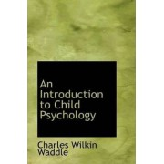 An Introduction to Child Psychology by Charles Wilkin Waddle