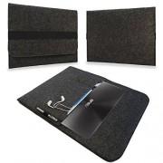 UC-Express UC Express® Funda para tablet Lenovo IDEAPAD Miix 310 Fieltro Case Sleeve Cover Bag Funda