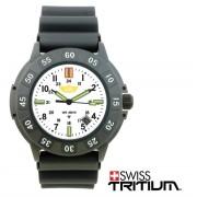 UZI Protector Swiss Tritium Watch UZI-002-R