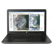 HP ZBook 15 i7-6700HQ 15.6 8GB/256 PC Core i7-6700HQ, 15.6 FHD AG LED SVA, UMA, 4GB DDR4 RAM, 256GB SSD, BT, 9C Battery, FPR, 3yr Warranty