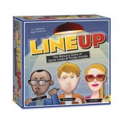 MindWare LineUp - Stimulating Memory Board Game with a Great Playing Time and Comical Crime Mystery Suspense for Ages 8 and Up by MindWare