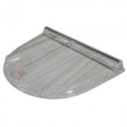 Wellcraft 5600 Polycarbonate Well Cover Flat Cover