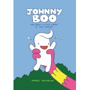 Johnny Boo Book 1 The Best Little Ghost In The World by James Kochalka