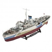 Hmcs snowberry flower class corvette revell rv5132