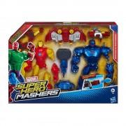 Avangers - Bosszúállók Hero Mashers Iron Man és Iron Monger figura