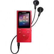 Reproductor MP4 Sony NWE393R.CEW 4GB Rojo