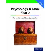 The Complete Companions: A Level Year 2 Psychology: The Revision and Exam Companion for AQA by Mike Cardwell
