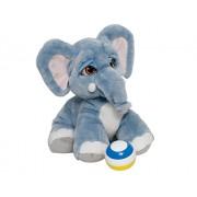 Giochi Preziosi - Emotion Pets, Lolly Elefante Peluche Interattivo con Palla