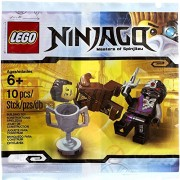 Lego, Ninjago, Exclusive Set, Dareth vs. Nindroid Bagged
