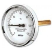 SIT precíziós hõmérõ hátsó csatlakozással 63mm/100mm 120°C