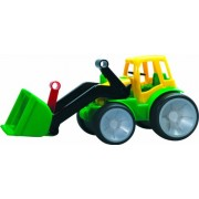 Gowi Toys Austria Tractor with Shovel