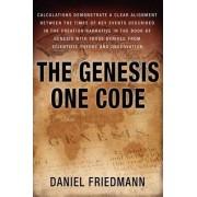 The Genesis One Code by Daniel Friedmann