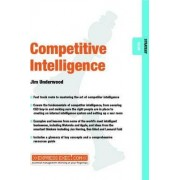 Competitive Intelligence by Jim Underwood