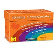 Fiction Reading Comprehension Cards Grade 5