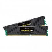 DDR3, KIT 16GB, 2x8GB, 1600MHz, CORSAIR Vengeance™ Low Profile, CL9 (CML16GX3M2A1600C9)