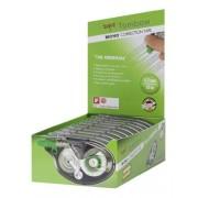 Tombow Réf Ct-Yt4 Correcteur À Sec Roller Boîtier Transparent 4 Mm X 10 M Lot De 10 (Import Royaume Uni)