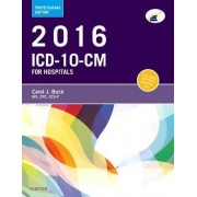 2016 ICD-10-Cm Hospital Professional Edition by Carol J. Buck