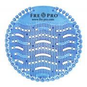 * FRE-PRO Wave 2.0 Vonné pisoárové sitko 2Ks! Farba a vôňa: modrá - kvet bavlny