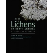 Keys to Lichens of North America by Irwin M. Brodo