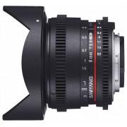 Samyang 8mm T3.8 VDSLR UMC Fish-eye CS II (Samsung NX)