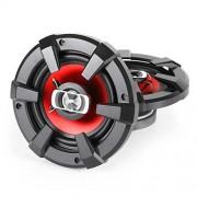 Auna CS-Red-4 Pack de altavoces para coche, 400 W