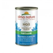 Almo Nature Legend 100% Natural Atlantic Tuna Adult Grain-Free Canned Cat Food, 4.94-oz, case of 24