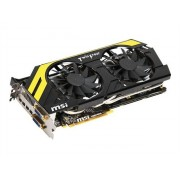 MSI R7970 Lightning - Carte graphique - Radeon HD 7970 - 3 Go GDDR5 - PCIe 3.0 x16 - 2 x DVI, 4 x Mini DisplayPort