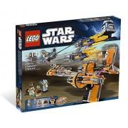 LEGO Star Wars Anakin's & Sebulba's Podracers 7962