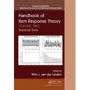 Handbook of Item Response Theory: Volume Two by Wim Van Der Linden