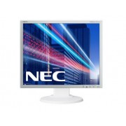 NEC MultiSync EA193Mi white 19' LCD monitor with LED backlight, IPS panel, resolution 1280x1024, VGA, DVI, DisplayPort, speakers, 110 mm height adjustable