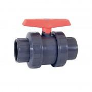 Válvula de bola PVC PN10 Cepex encolar - Ø 50