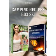 2 in 1 Outdoor Kitchen Recipes That Will Make You Cook Like a Pro Box Set by Daniel Hinkle
