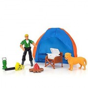 Tree House Kids Deluxe Camping Set