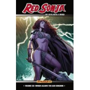 Red Sonja: She-devil with a Sword: Swords Against Jade Kingdom Volume 12 by Marcio Abreu