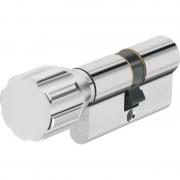 ABUS ECK550 Knaufzylinder Z35/K70 mm Wendeschlüssel mit 3 Schlüssel