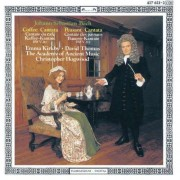 J.S. Bach - Coffee Cantata Bwv211 (0028941762122) (1 CD)