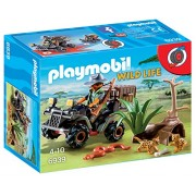 Playmobil 6939 - Bracconiere con Quad
