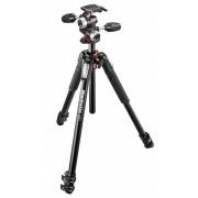 Manfrotto MK055XPRO3-3W stand cu cap 3D