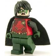 GENUINO Lego DC Superhéroes VERDE PANTALONES ROBIN Minifigura - SH195 SEPARADO de 76034 Set