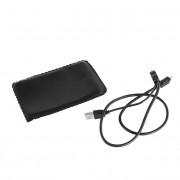 Carcasa aluminiu HDD extern 2.5 SATA-USB Slim