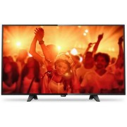 "Televizor LED Philips 125 cm (49"") 49PFS4131/12, Full HD, CI+ + Voucher Cadou 50% Reducere ""Scoici in Sos de Vin"" la Restaurantul Pescarus"