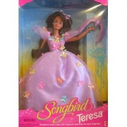 Barbie Songbird Doll TERESA Brunette Hair Doll (1995)