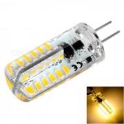 G4 1.5W LED lampara de maiz caliente blanco 3000K 150lm SMD 3014 (12V)