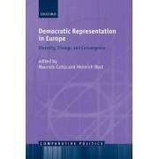 Democratic Representation in Europe by Heinrich Best