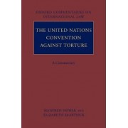 The United Nations Convention Against Torture by Manfred Nowak