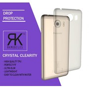 RKMOBILES Panasonic P88 Ultra Thin Transparent Silicone Soft Jelly Case Back Cover for Panasonic P88