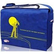 Promate Lifebag 5 Notebook messenger bag fits