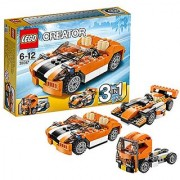 Lego Creator ~ h i Sunset Speeder 31017